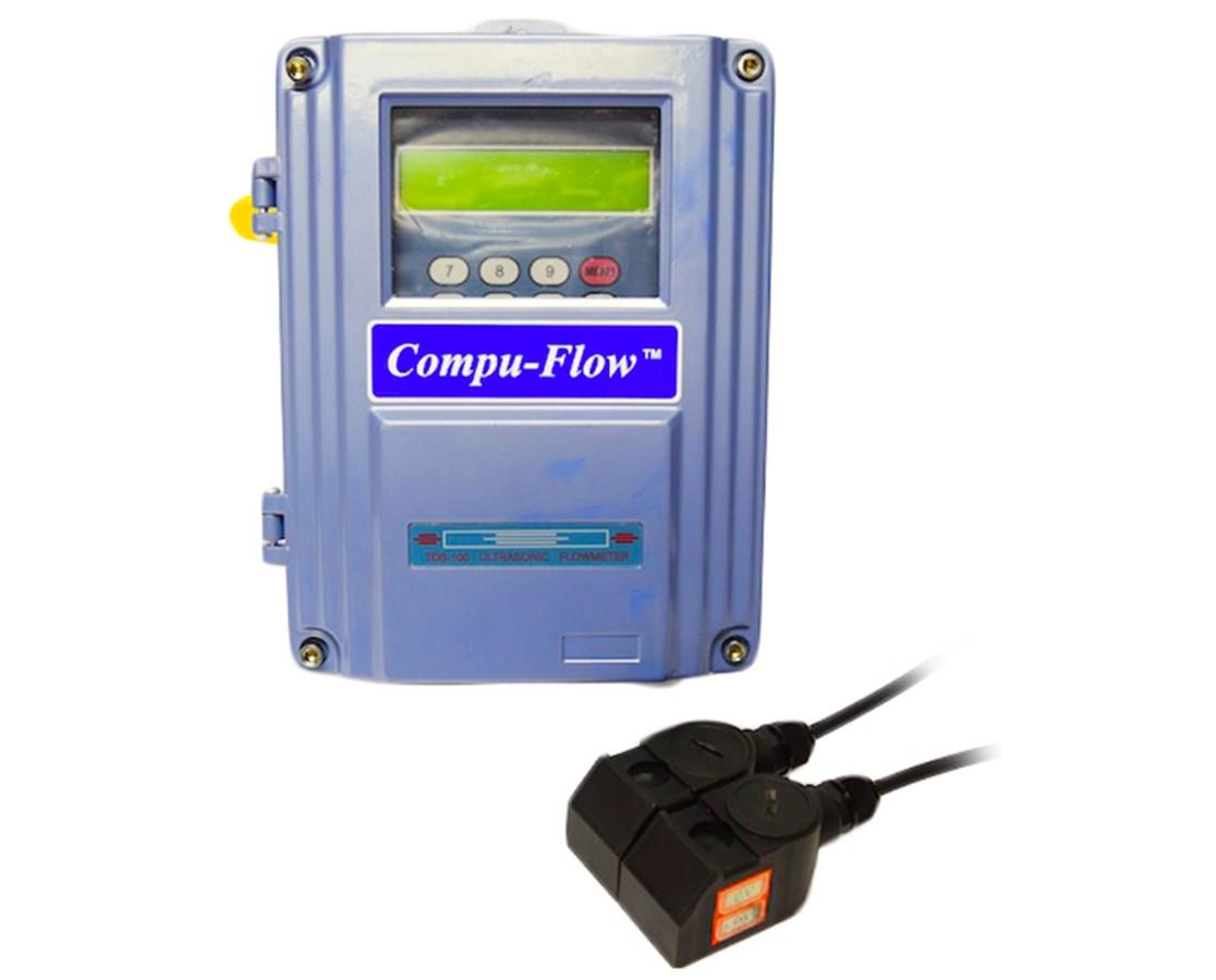 Compu-Flow C6-TDS-100F1 C6 Transit-Time Ultrasonic Flow Meter