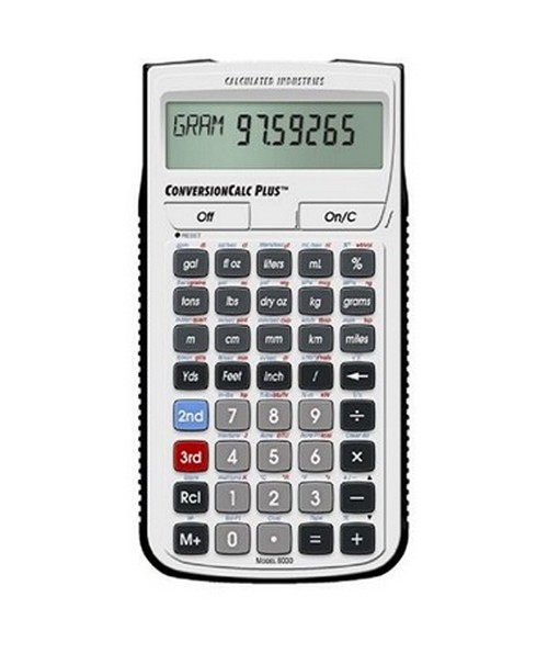 Calculated Industries ConversionCalc Plus Calculator