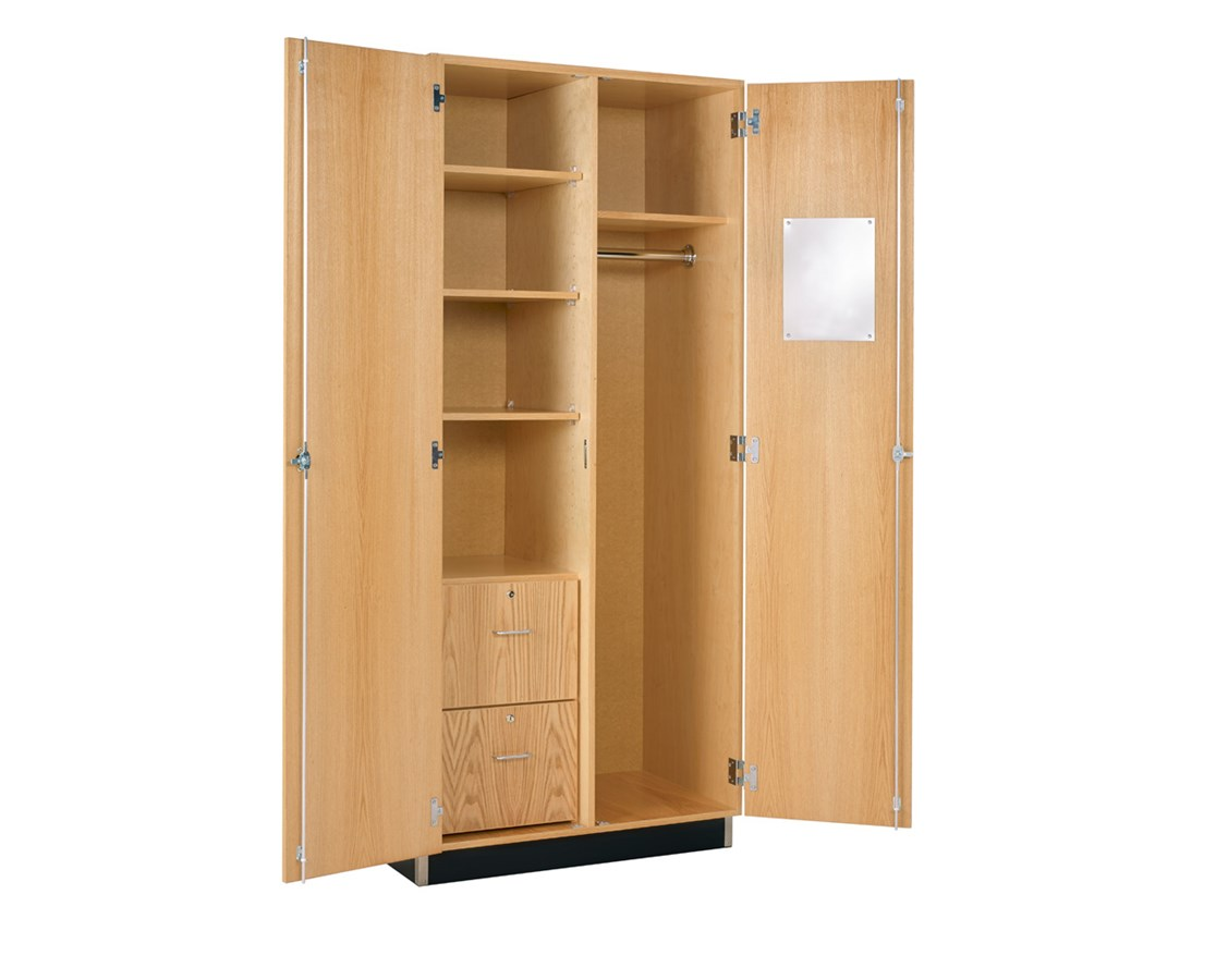 Diversified Woodcrafts Wardrobe Storage Cabinet DIV360-3622