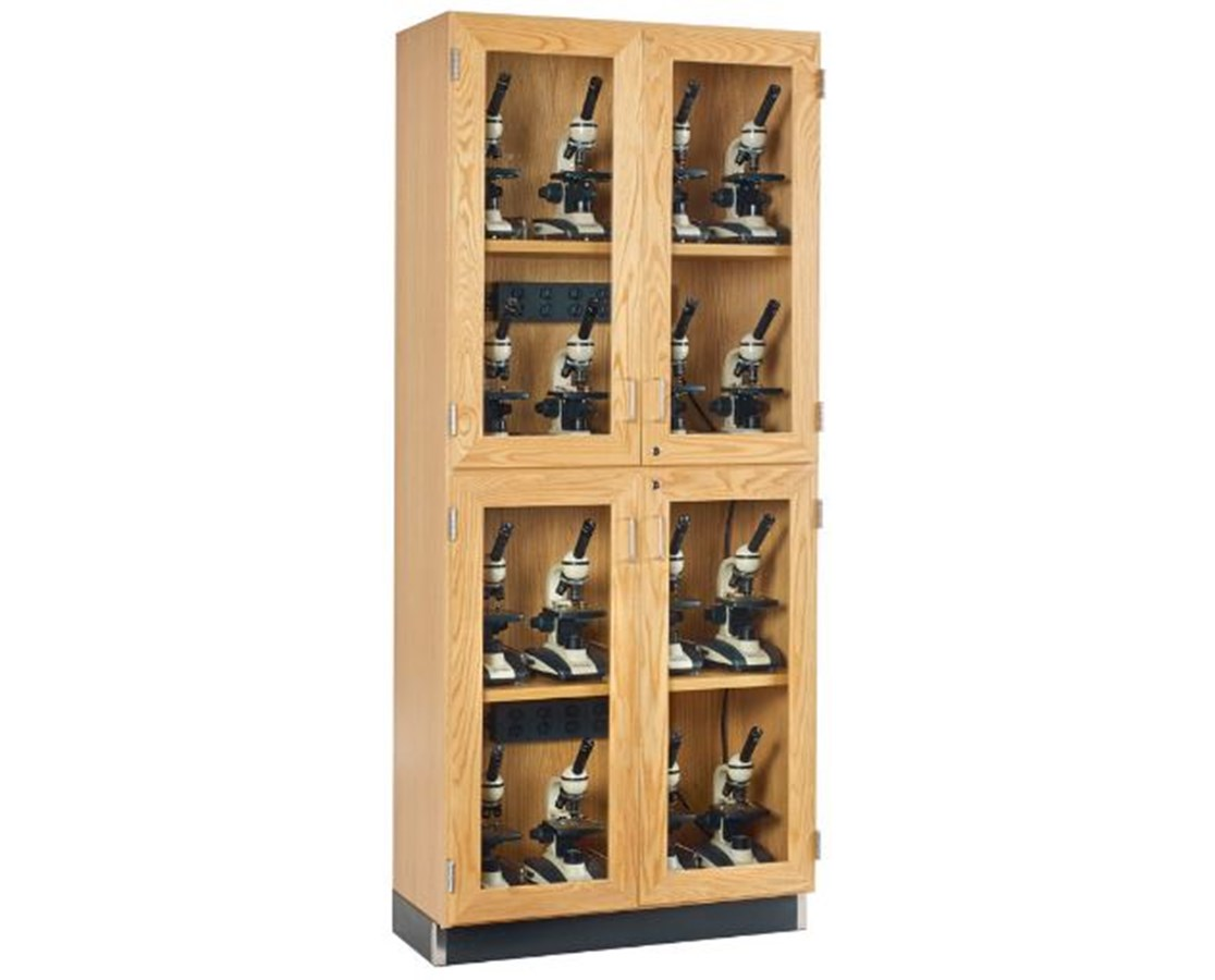 Diversified Woodcrafts Micro-Charger Cabinet DIV373-3616