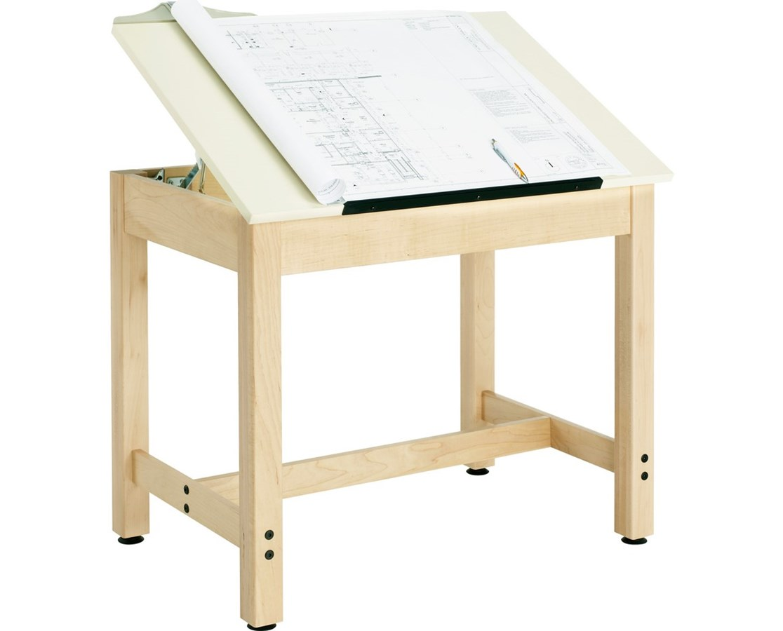 Diversified Woodcrafts Art and Drafting Table DIVDT-9A30-