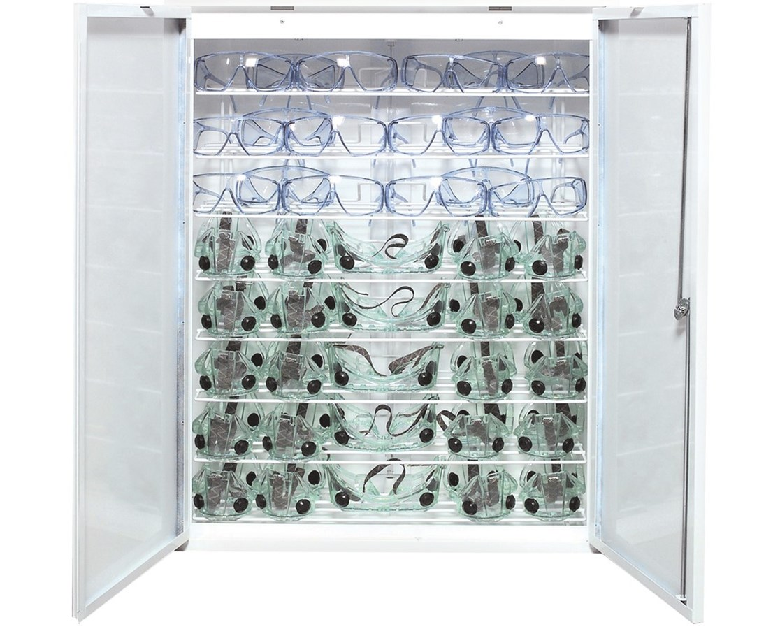 Diversified Eye Safety Cabinet DIVESC11-11LM
