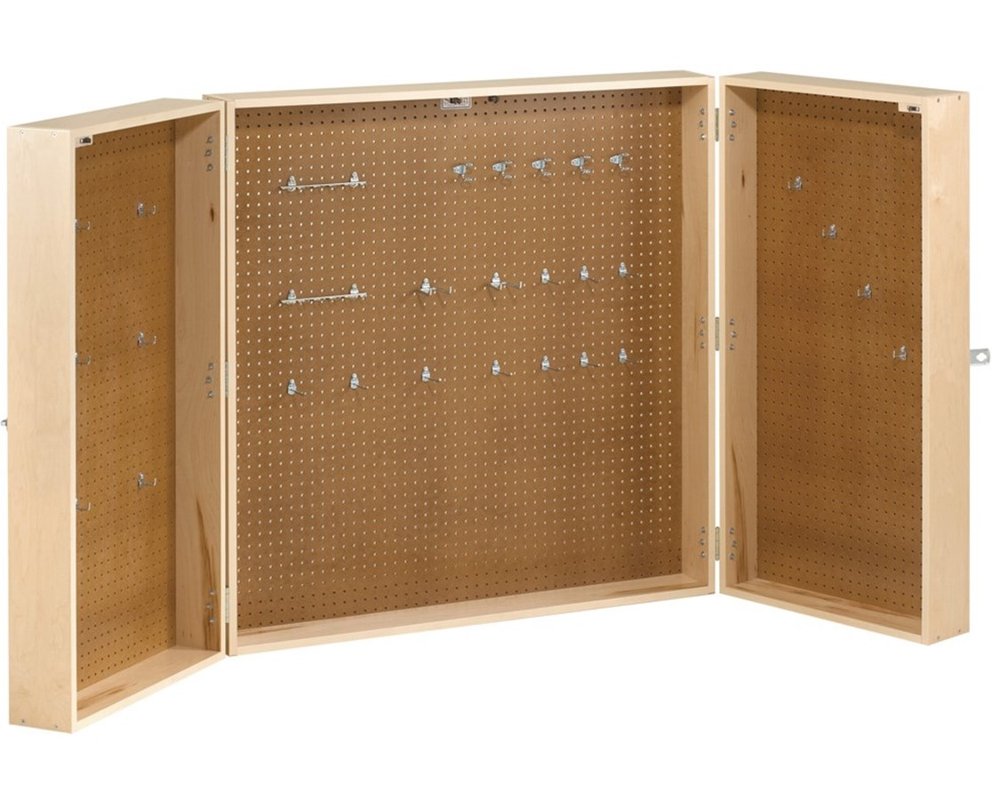 Diversified Woodcrafts Wall Mounted Tool Storage DIVMC-1