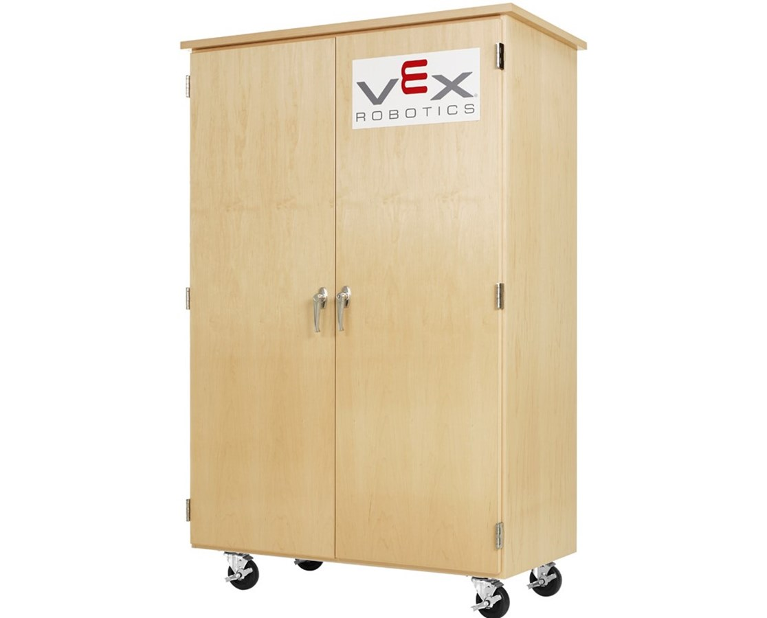 Diversified Woodcrafts Mobile Robotics Cabinet DIVVXM-4424M