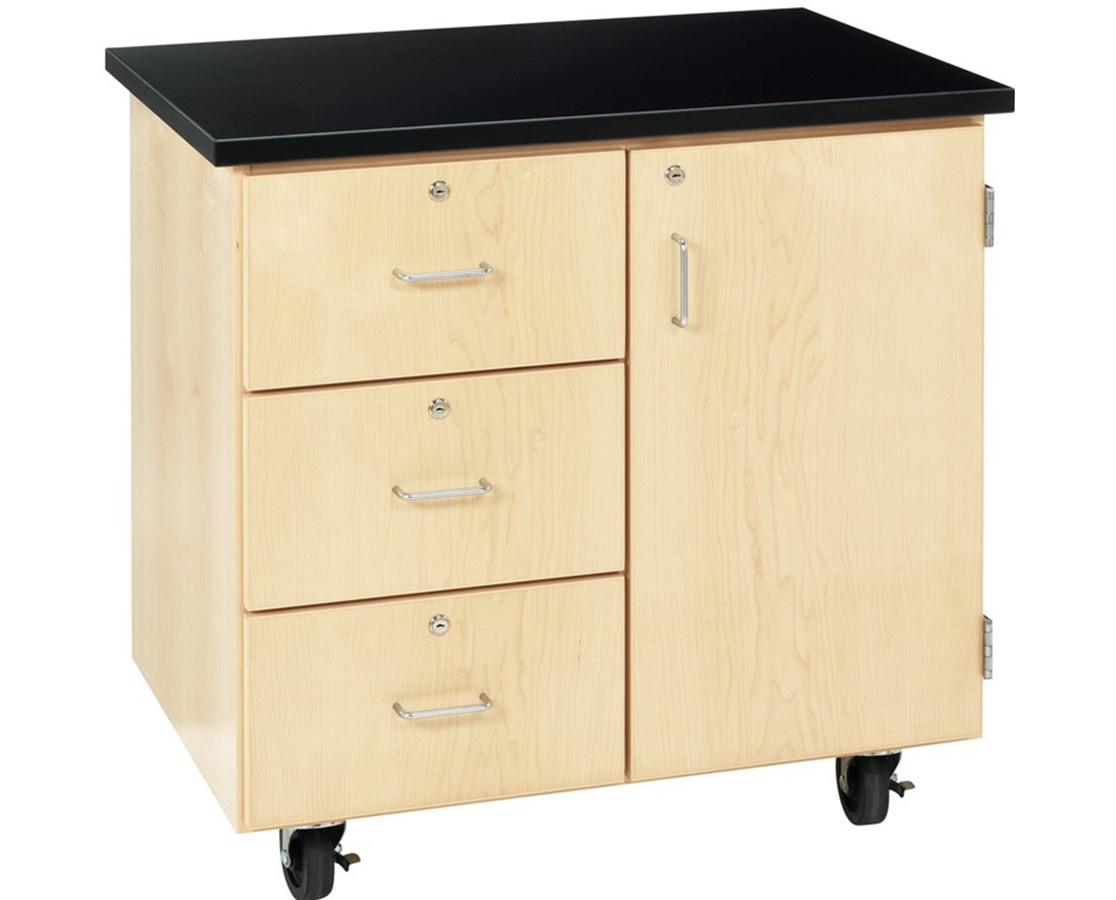 Diversified Woodcrafts Mobile Tool Storage Cabinet with Drawers DIVWMSC-3735BL-  sc 1 st  Tiger Supplies & Diversified Woodcrafts Mobile Tool Storage Cabinet with Drawers ...