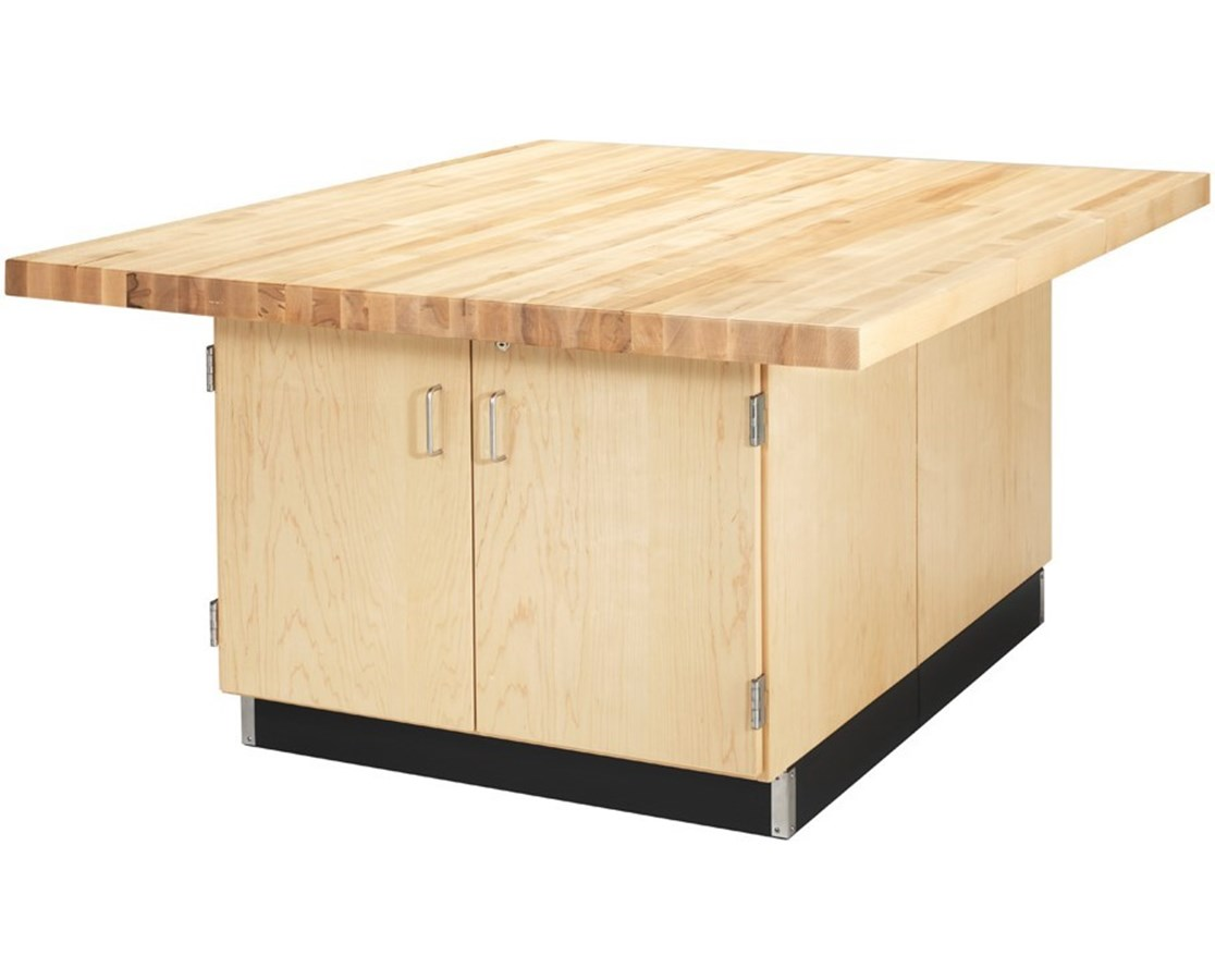 Super Diversified Ww33 0V Double Faced Wood Workbench W 6 Drawers Gmtry Best Dining Table And Chair Ideas Images Gmtryco