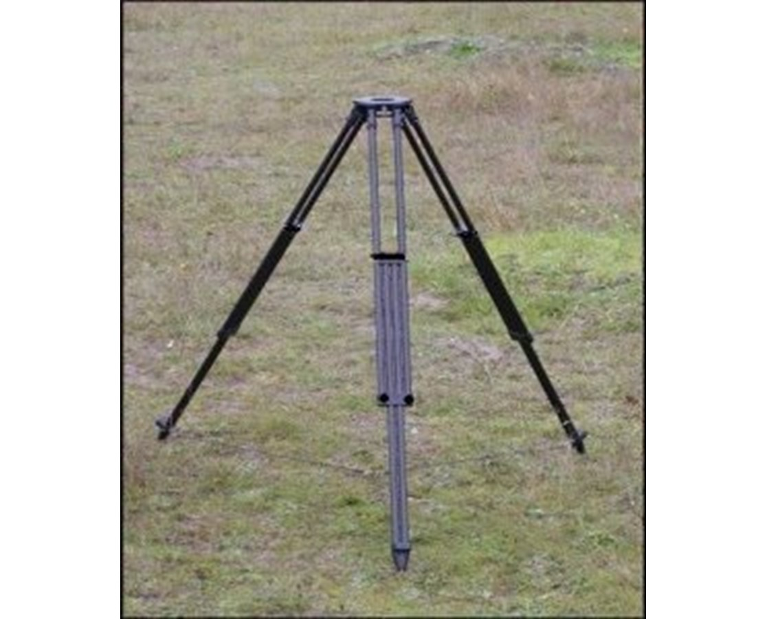 Dutch Hill Heavy-Duty Surveyor's Tripod GT-2000BBX