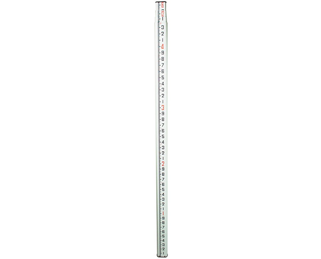 Dutch Hill Aluminum Level Rod DUTDH05-001-16FT