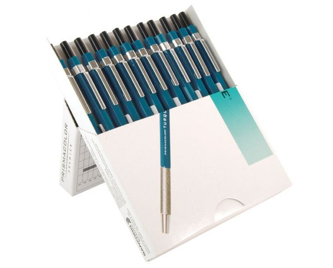 Prismacolor Turquoise Lead Holder E10CH