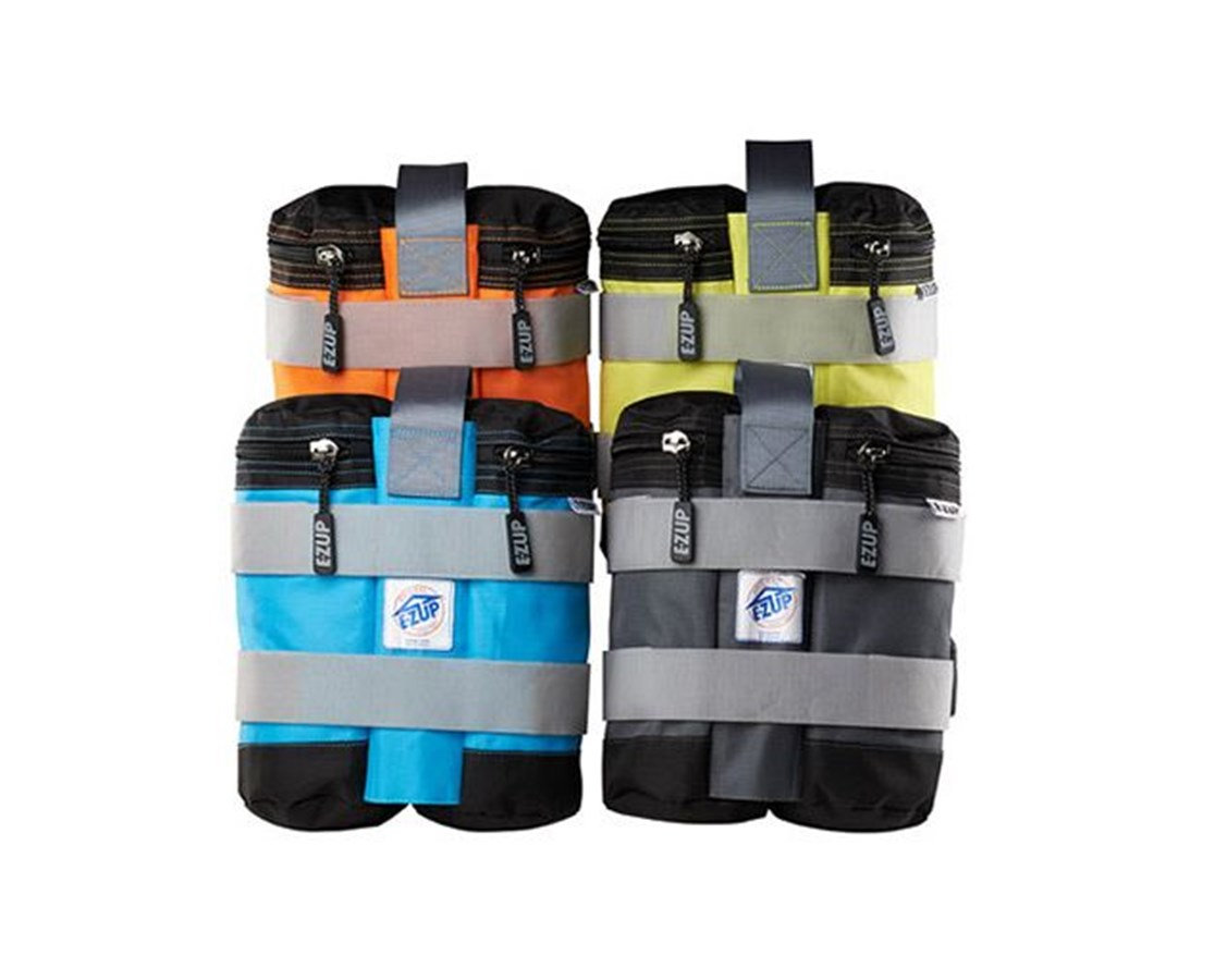 E-Z UP Weight Bags EZUWB3LABK4-