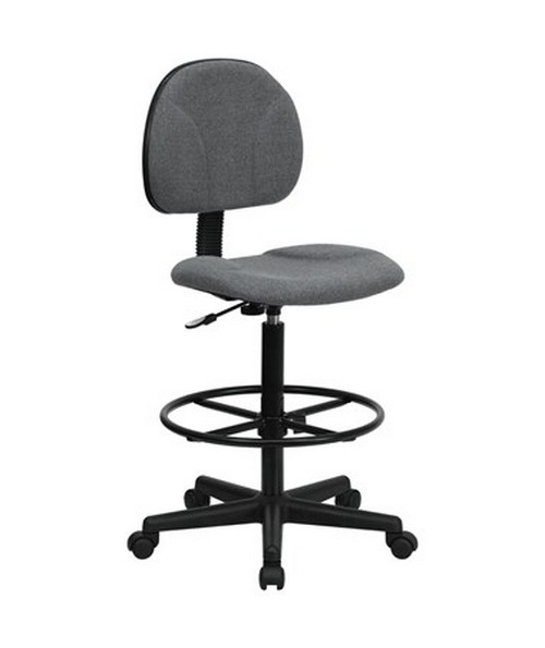 Flash Furniture Drafting Chair FLF-BT-659-BLK-GG