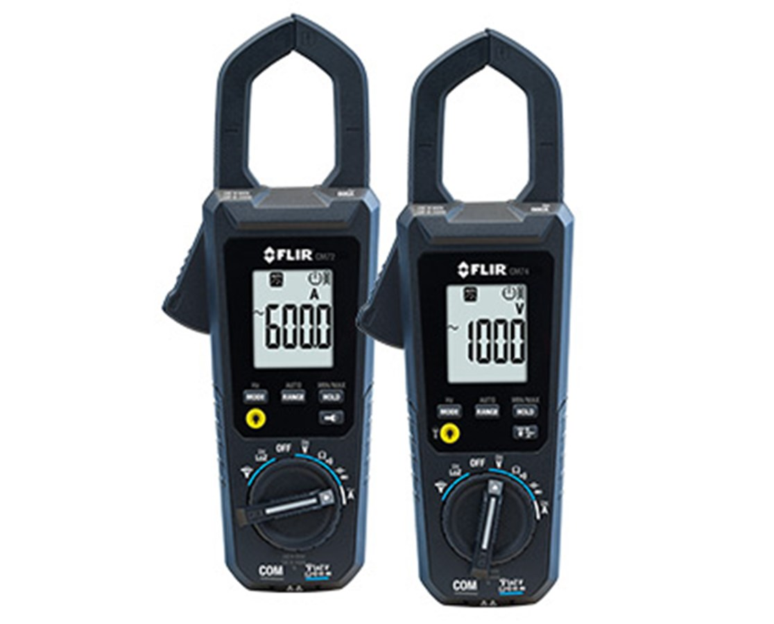 FLIR CM72/CM74 Commercial Clamp Meters FLIRCM72-