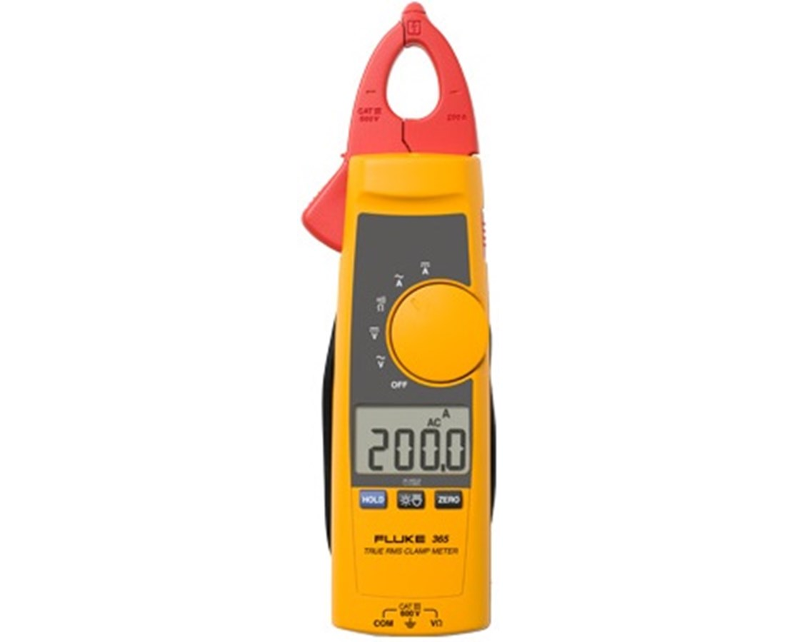 Fluke 365 Detachable Jaw True RMS AC/DC Clamp Meter FLU3620217