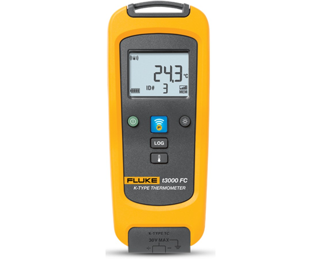 Fluke t3000 FC Wireless Temperature Meter FLU4401563-