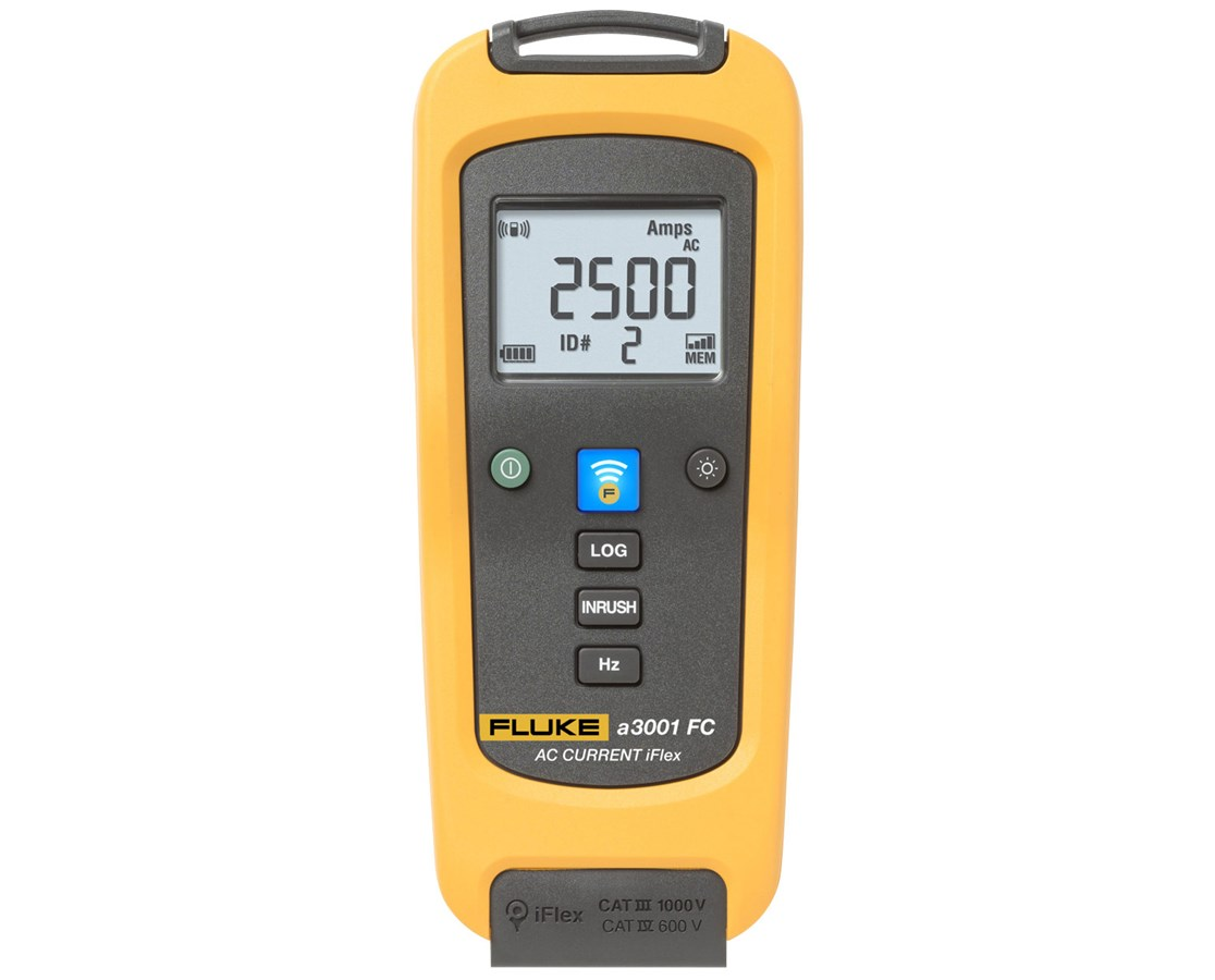 Fluke a3001 FC Wireless iFlex AC Current Meter FLU4459439-