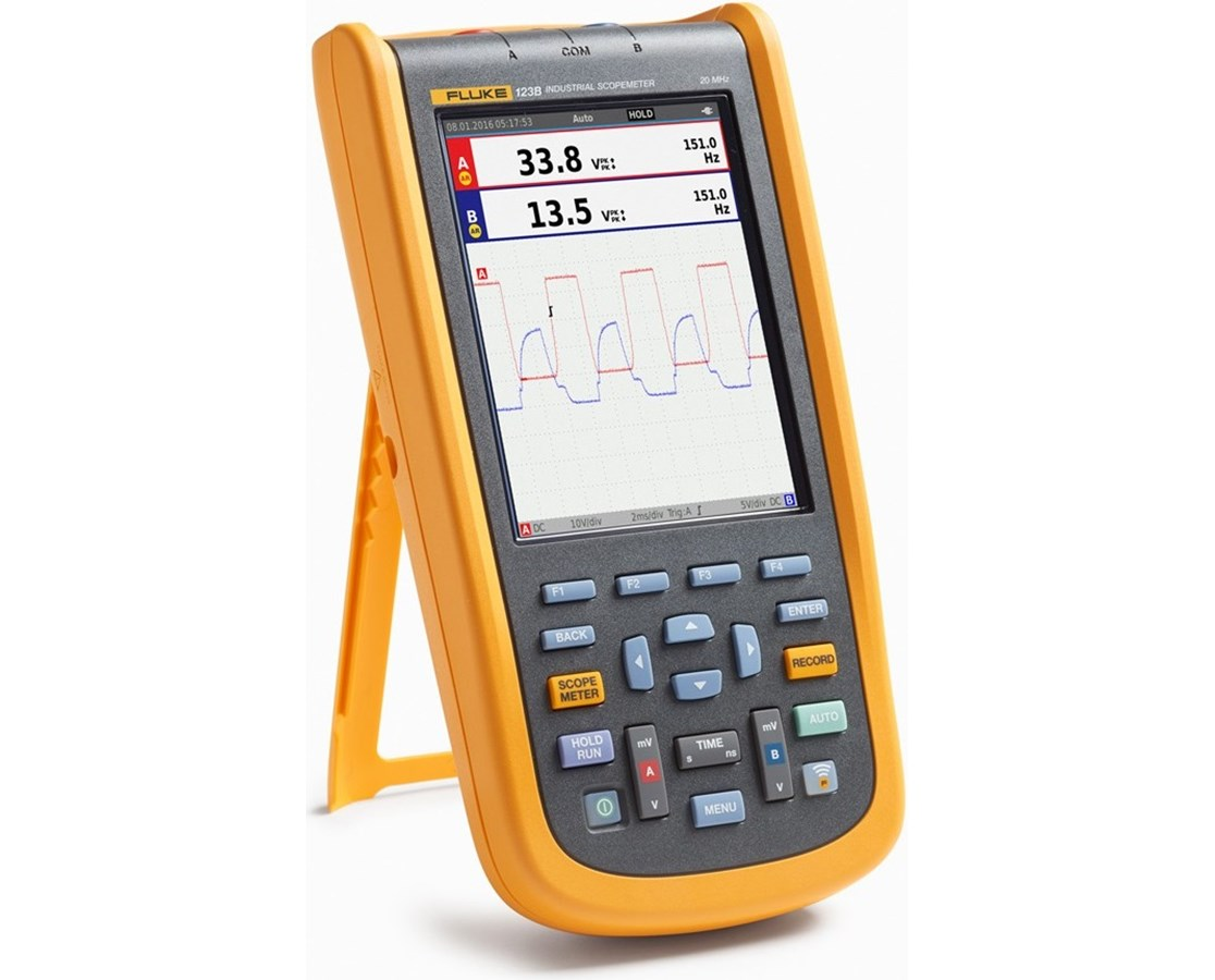 Fluke 120B Series Industrial ScopeMeter FLU4755667-