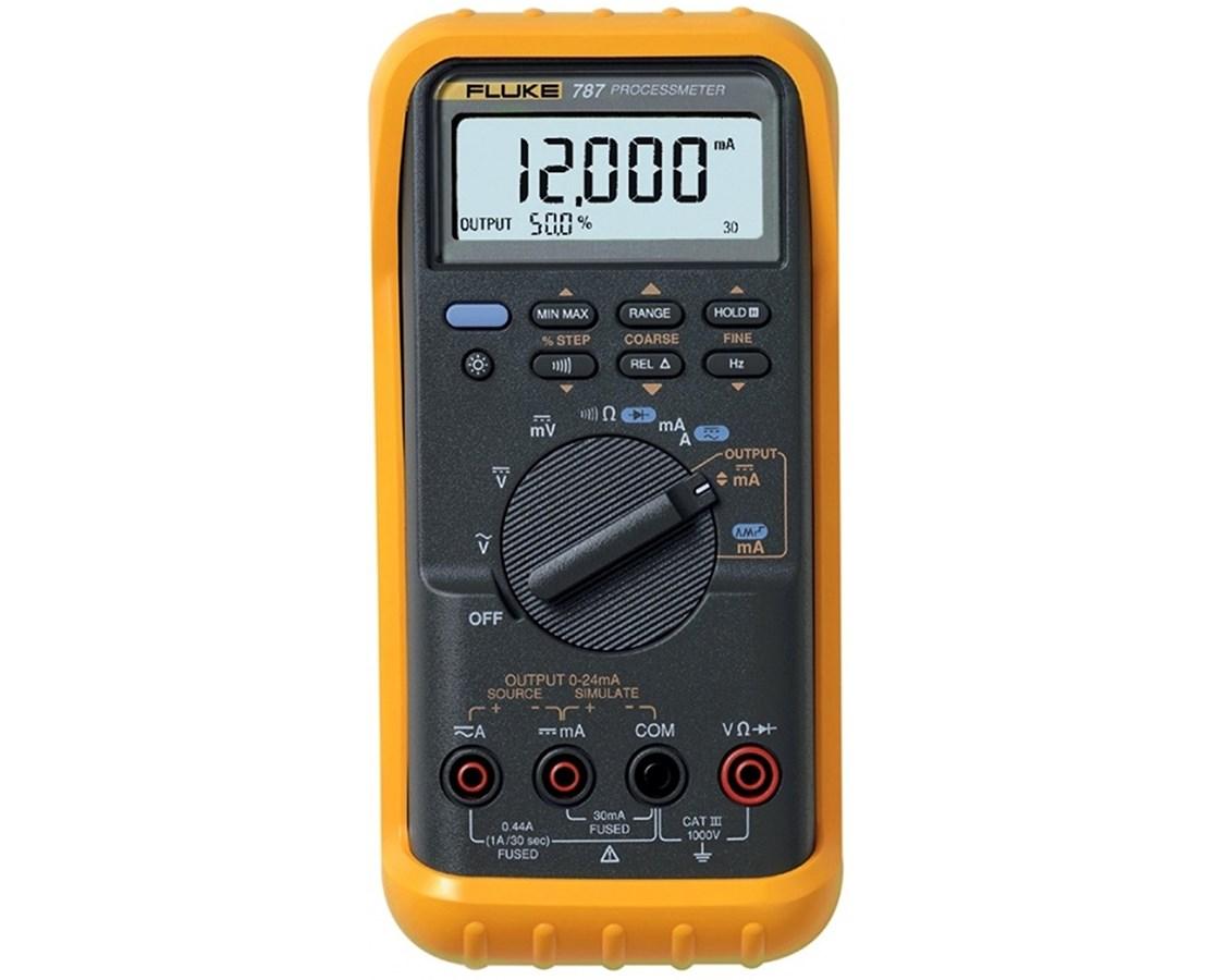 Fluke 789 ProcessMeter Electrical Tools & Testers letsbookmypg.com