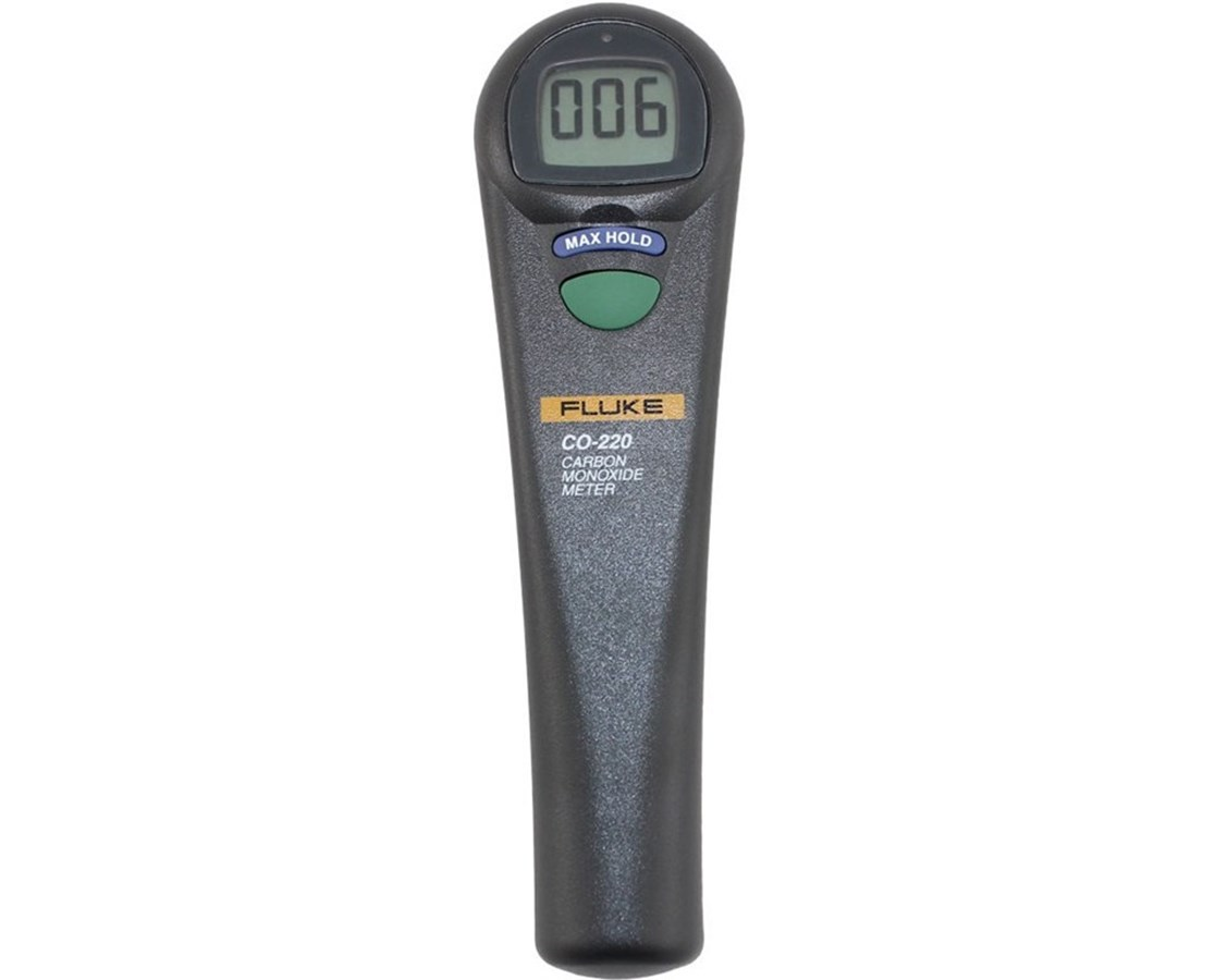 Fluke CO-220 Carbon Monoxide Meter FLU664711