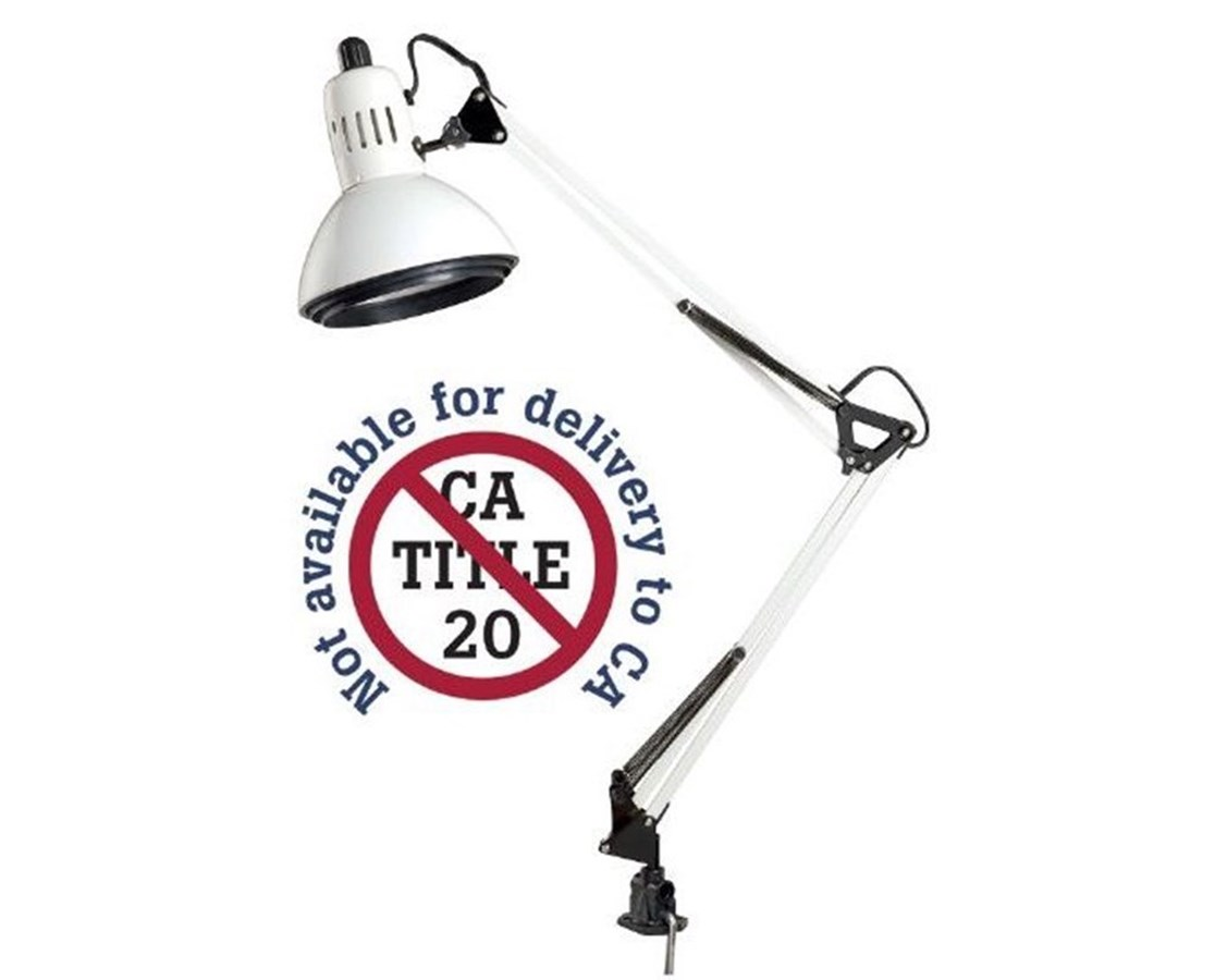 Alvin Swing-Arm Lamp G2540