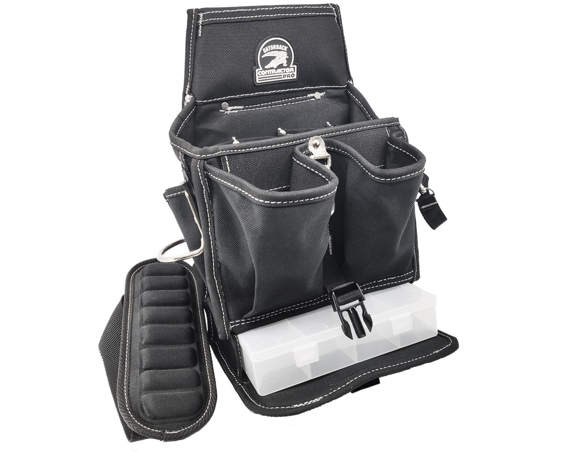 Shoulder Combo Tool Carrier with Tray GAT217
