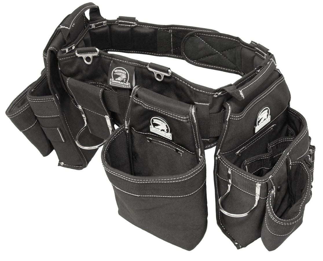 Carpenter's Triple Combo Tool Belt GATB145