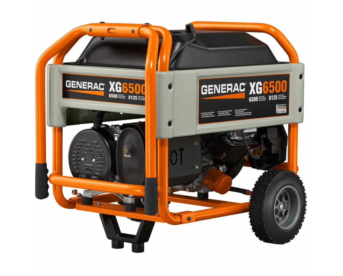 Generac XG6500 Portable Generator