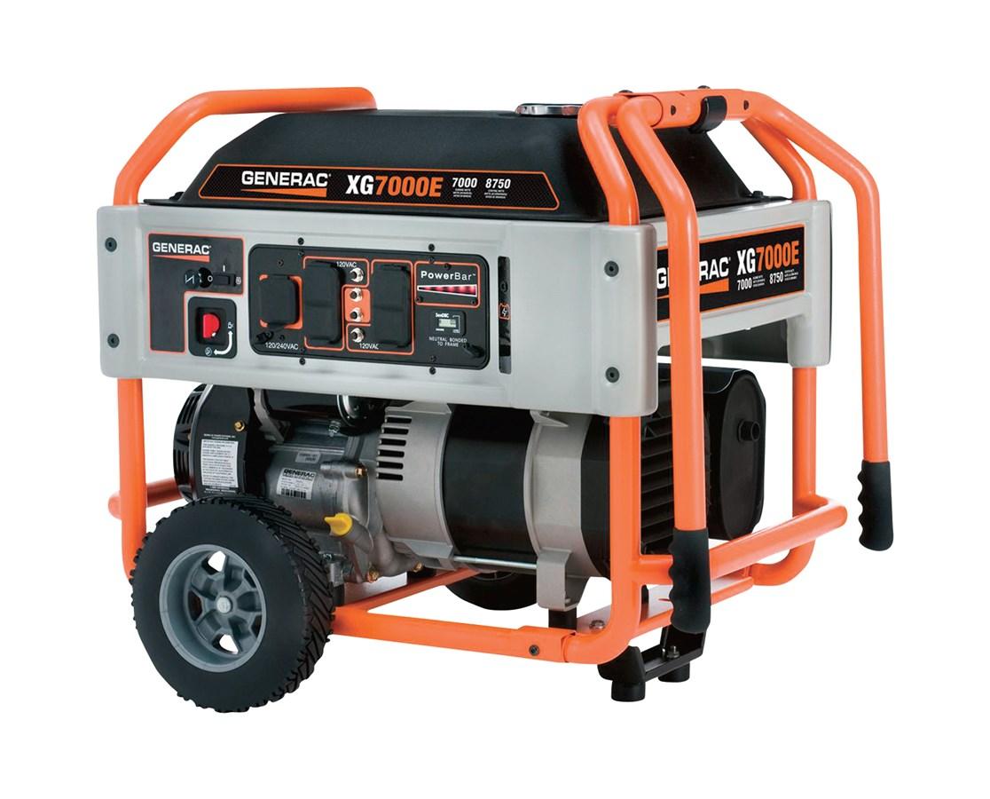 Generac XG7000E Portable Generator