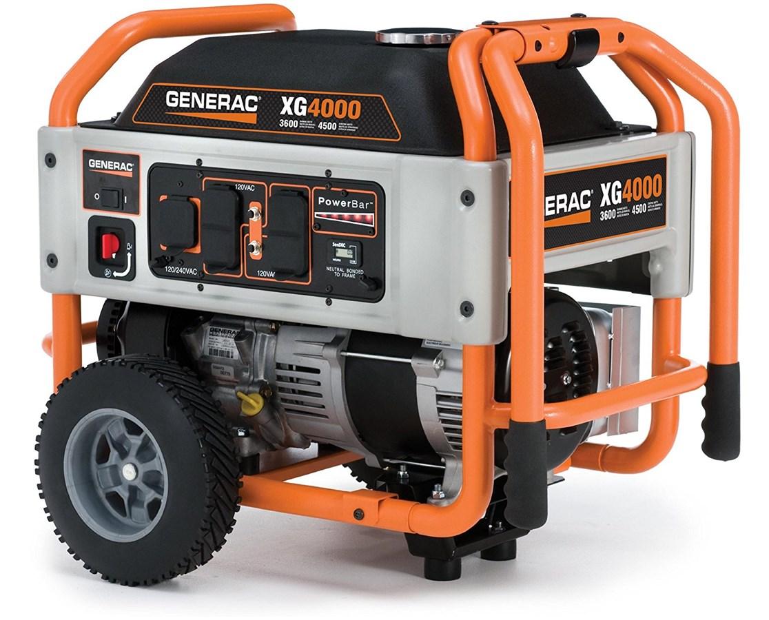 Generac XG4000 Portable Generator