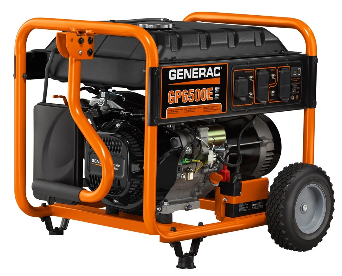 Generac GP Electric Start Series Portable Generator GEN5941