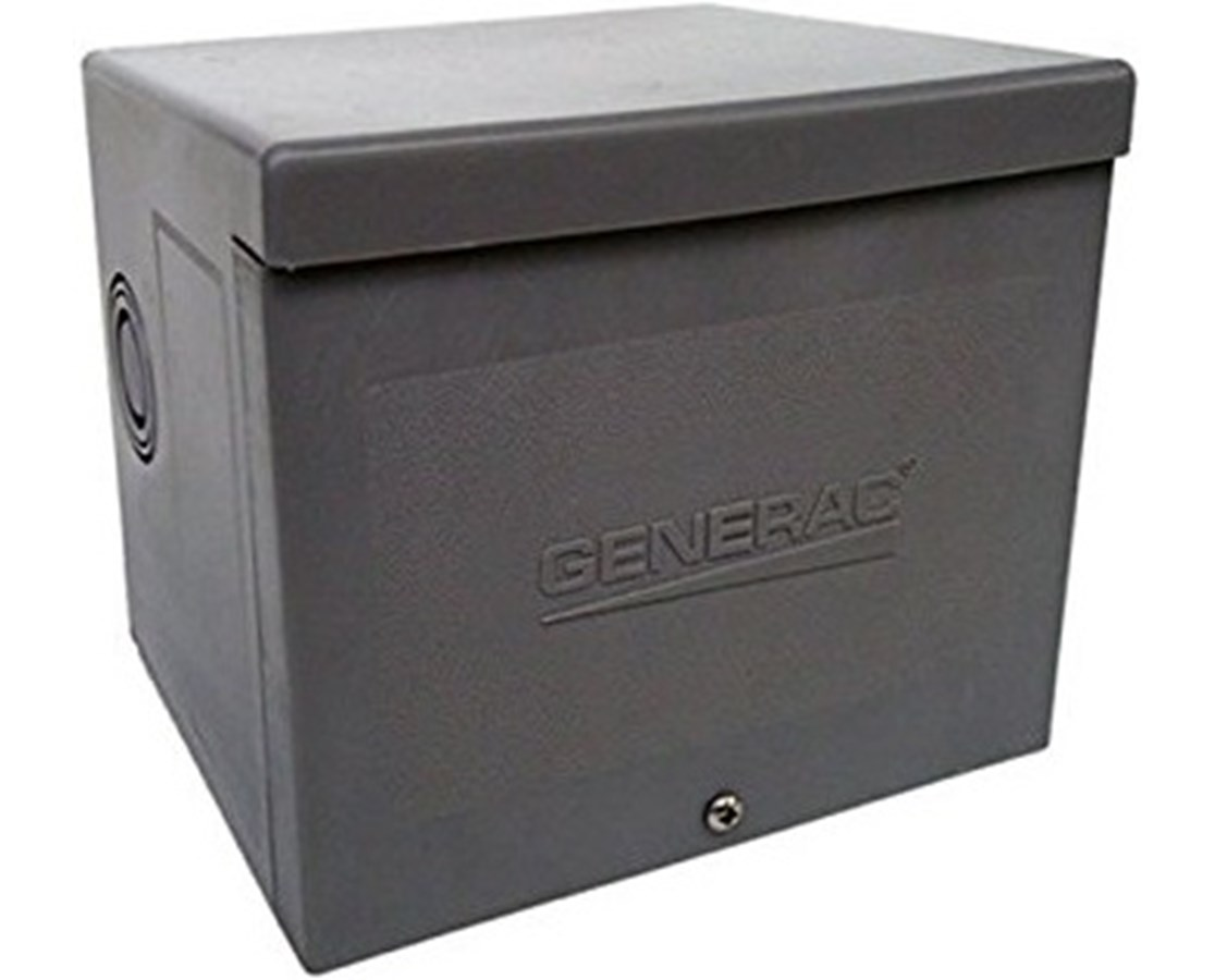 Generac 20-Amp Raintight Resin Power Inlet Box GEN6336-