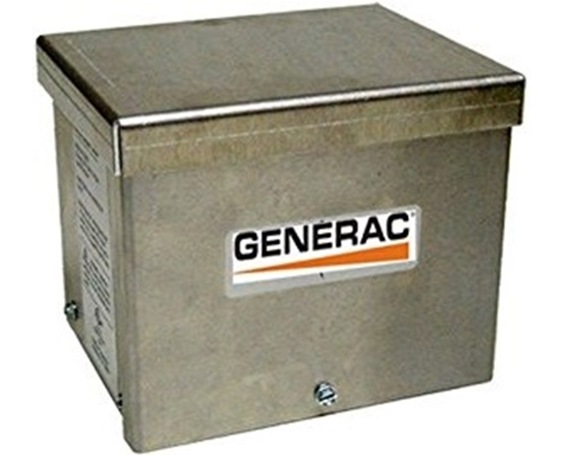 Generac 30-Amp Raintight Aluminum Power Inlet Box GEN6343
