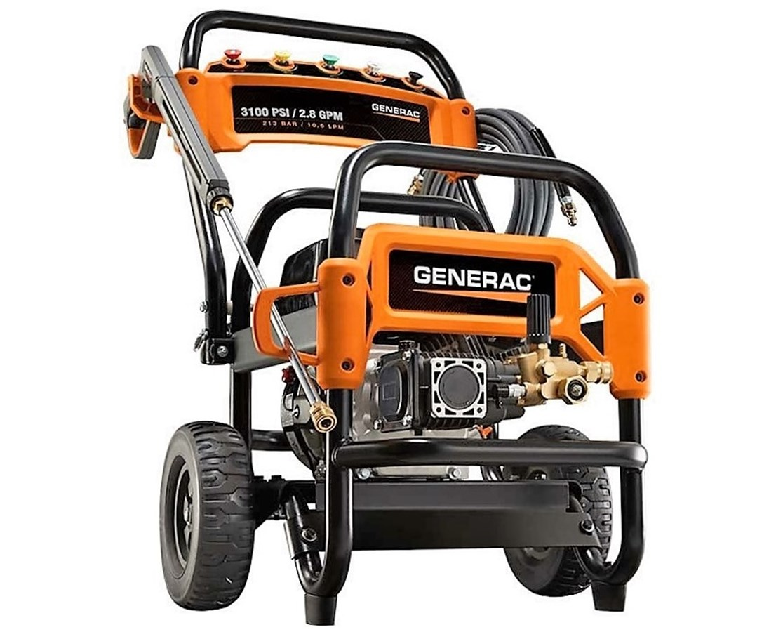 Generac Commercial 3100PSI Power Washer GEN6590-