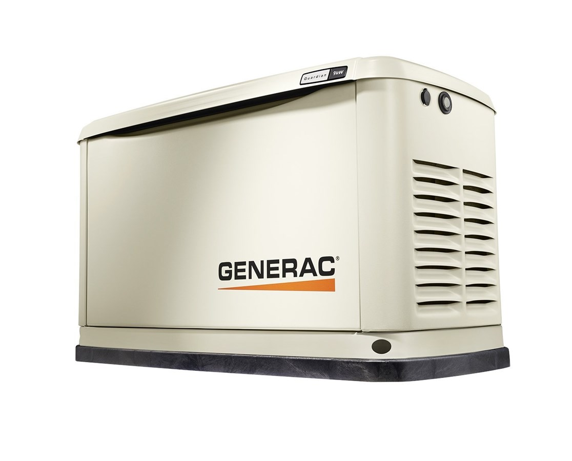 Generac 11/10kW Air-Cooled Standby Generator GEN7031-