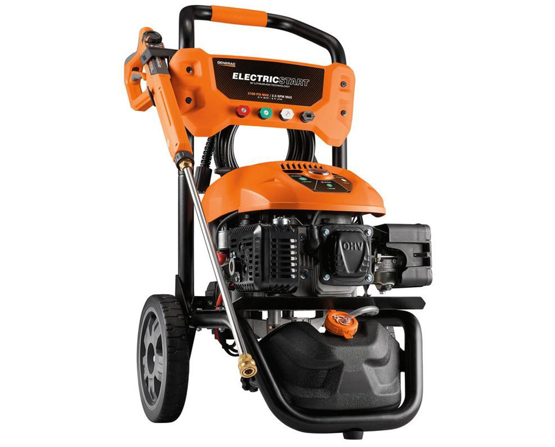 Generac 3100PSI Residential Electric Start Power Washer GEN7132-