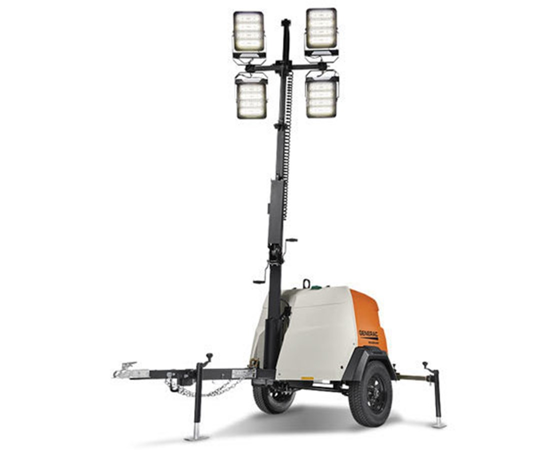 Generac MLT6SMD LED Mobile Light Tower GENMLT6SMD-STD-