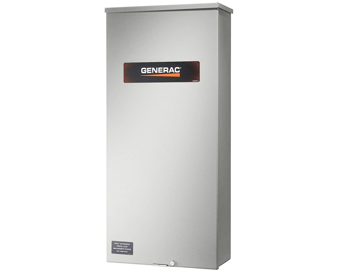 Generac CUL Approved Automatic Smart Transfer Switch GENRXSW100A3CUL-