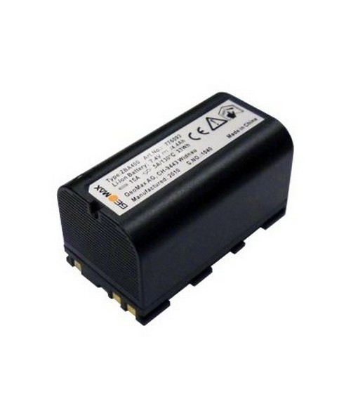 Geomax ZBA400 Rechargeable Li-Ion Battery GEO-776093