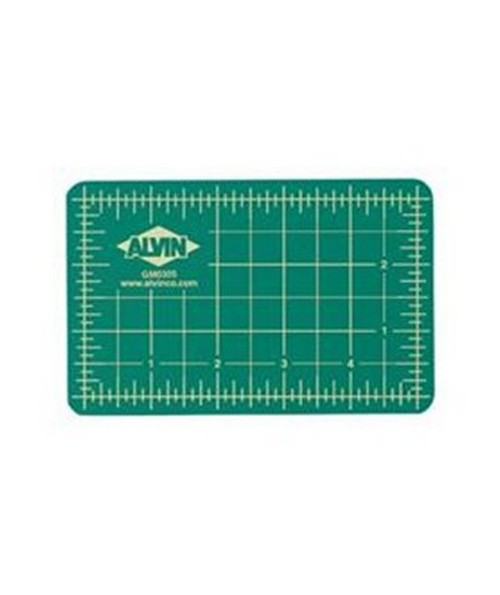 Alvin GBM Series Green/Black Cutting Mat GM40800