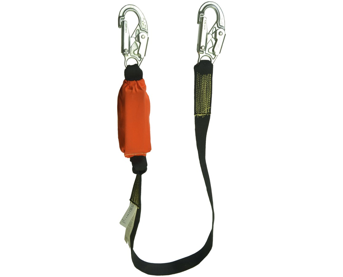 Guardian Fall Protection Kevlar w/ Fire Retardant Cover Lanyard