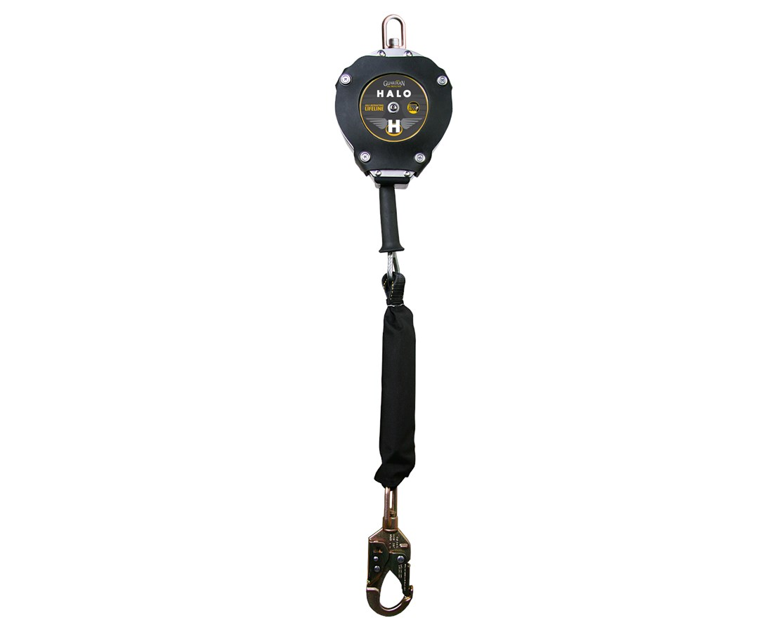 Guardian Fall Protection Halo Cable SRL-LE Retractable Lifeline GUA10920-