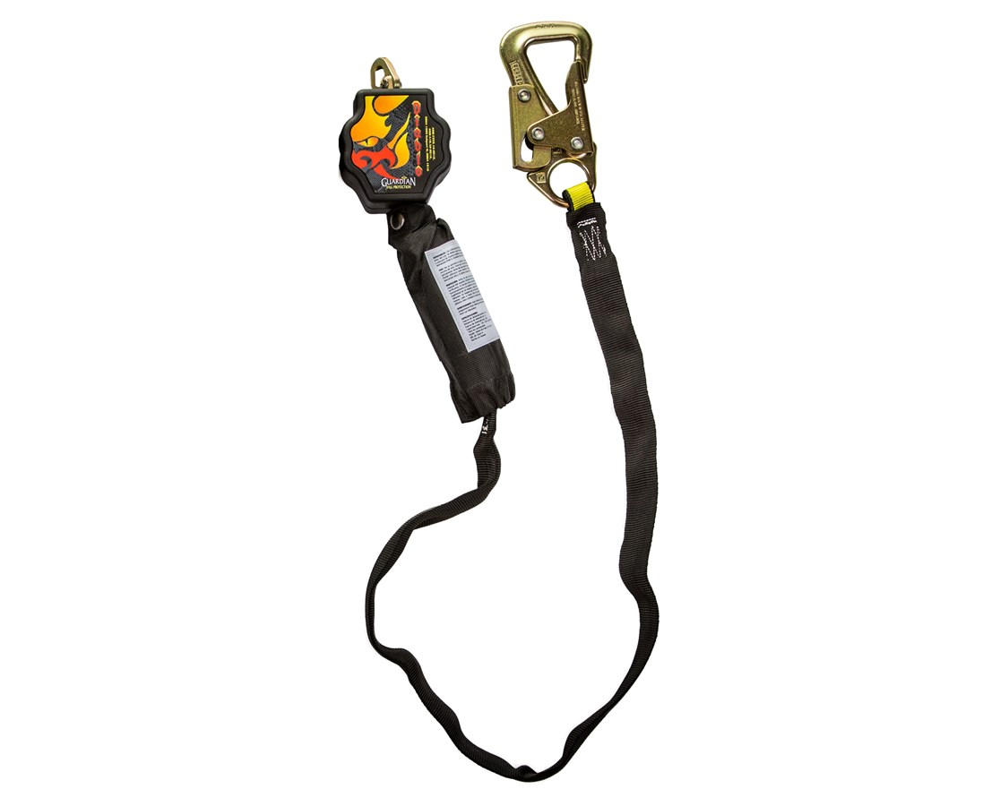 Guardian Fall Protection Diablo Web Tie-Back SRL Retractable Lifeline