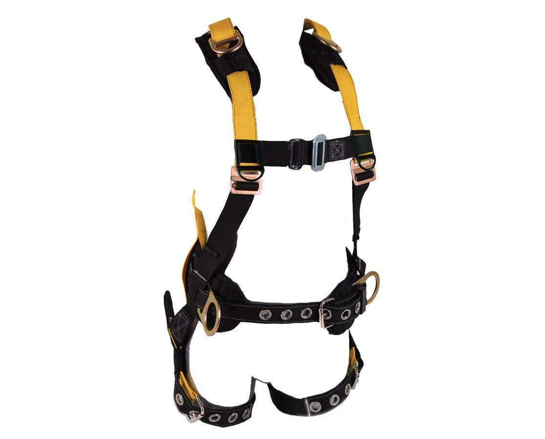 Guardian Fall Protection Seraph Construction Harness for Confined Space