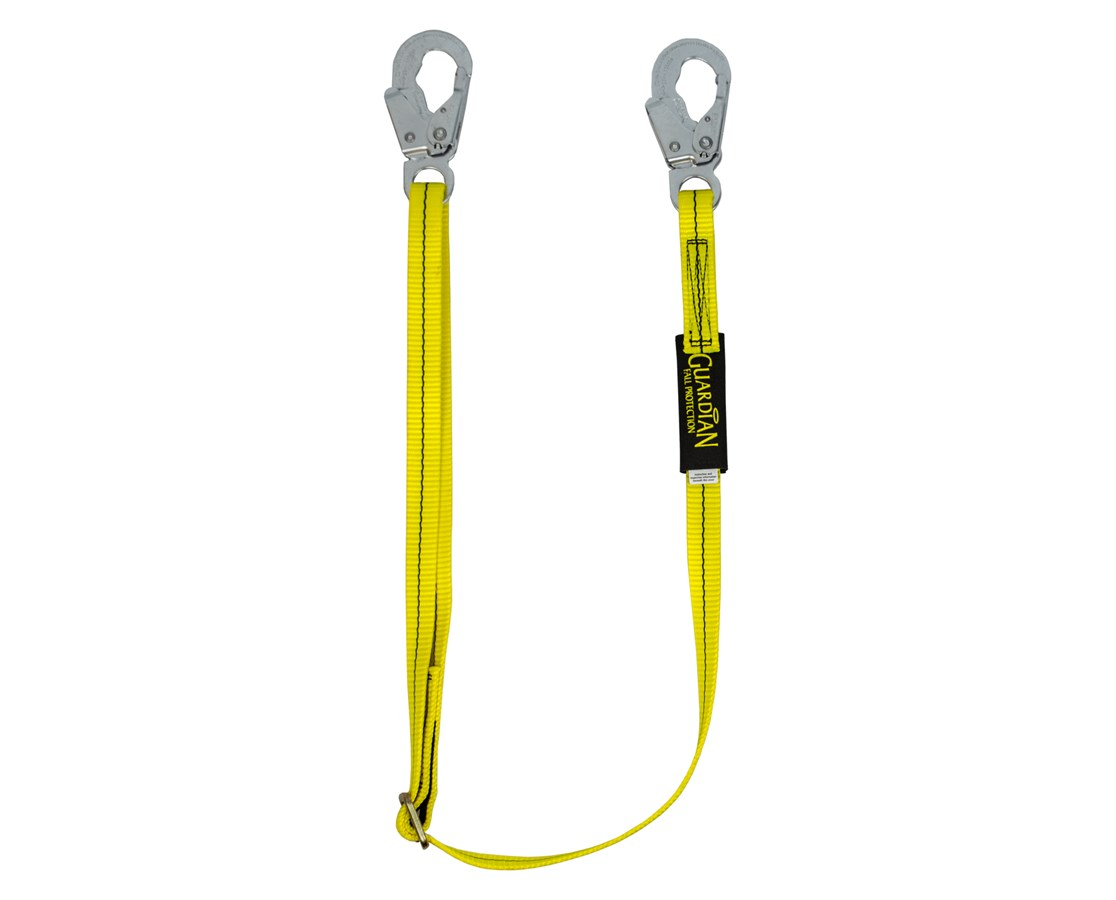 Guardian Fall Protection Adjustable Specialty Lanyard
