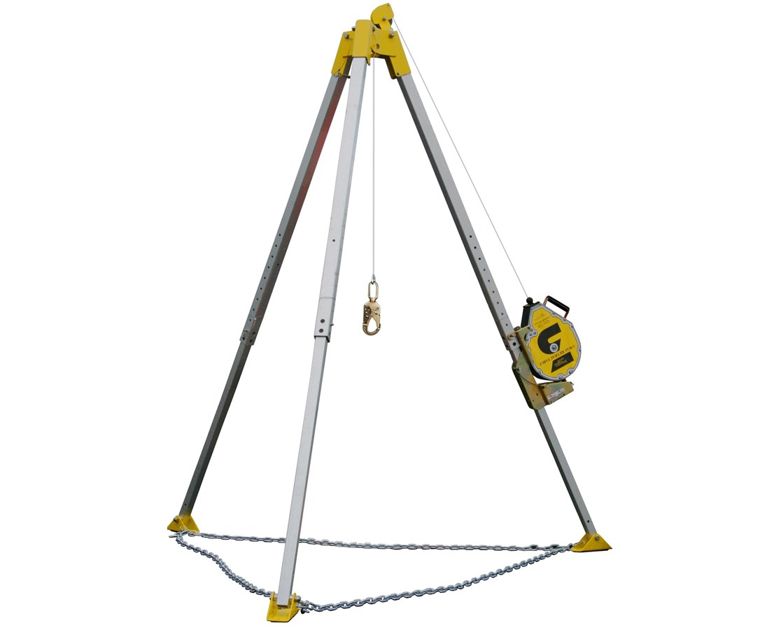 Guardian Fall Protection Arc O Pod System Tiger Supplies