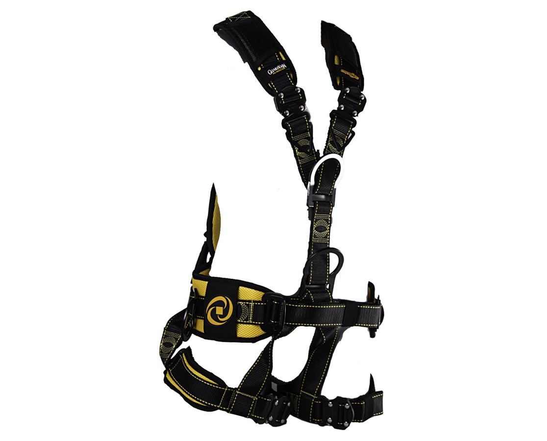 Guardian Fall Protection Cyclone Tower Construction Harness