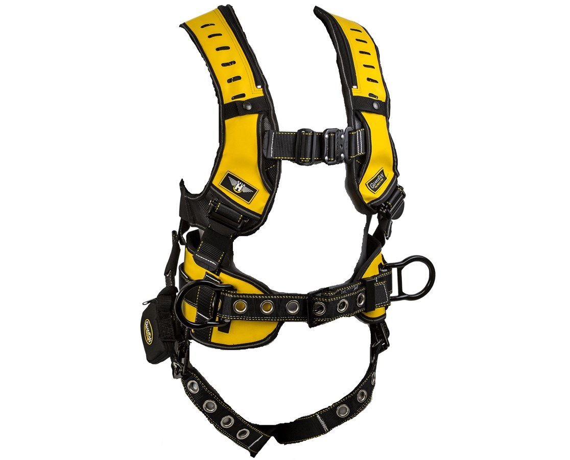 Guardian Fall Protection Halo Construction Harness