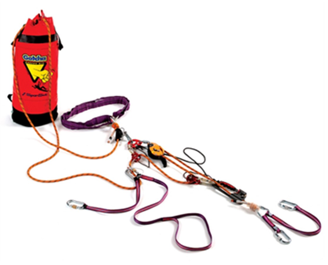 Guardian Fall Protection Gotcha Fire & Rescue Kit GUA53034-