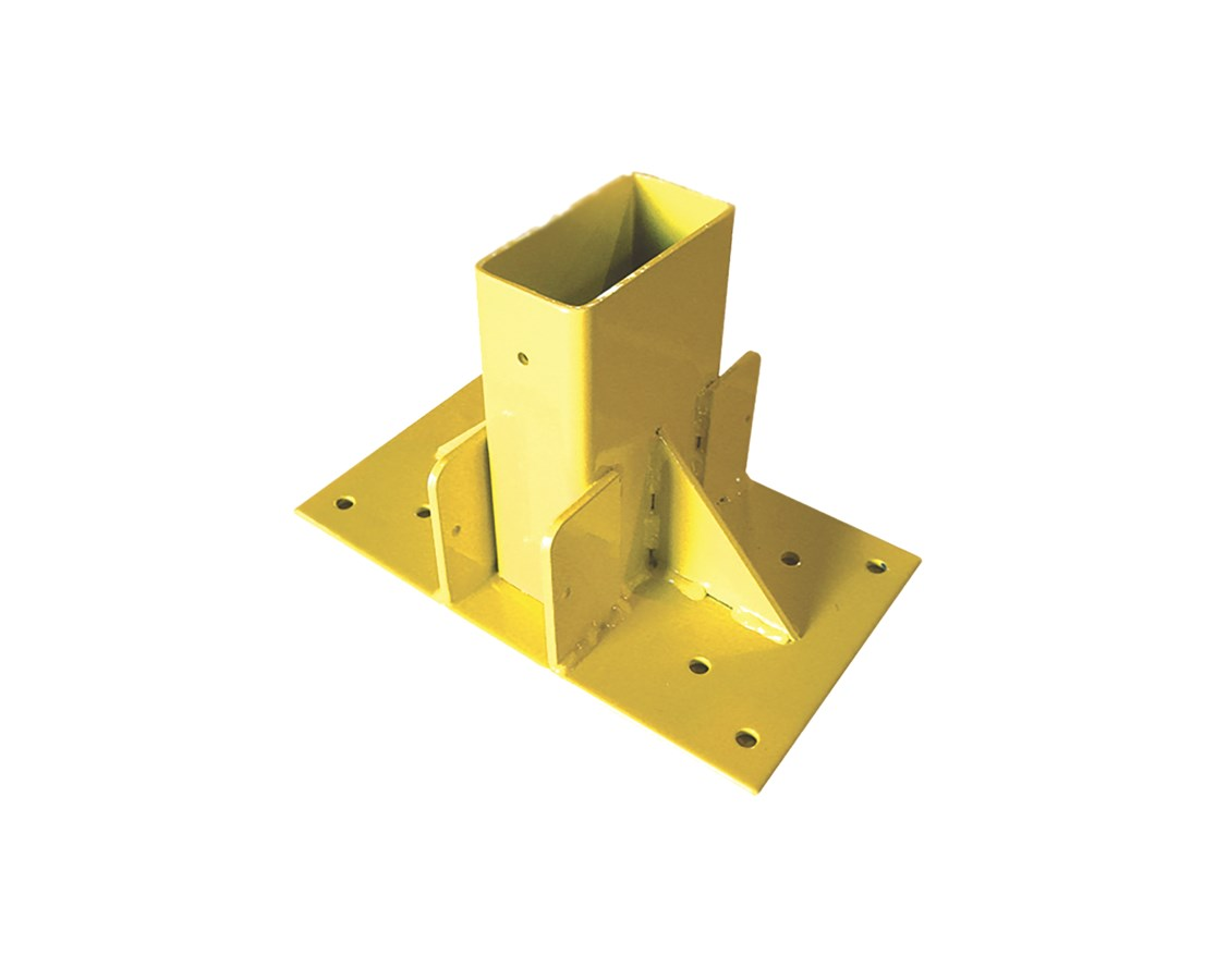 "Guardian Fall Protection Stair Boot for 2"" x 4"" Boards"