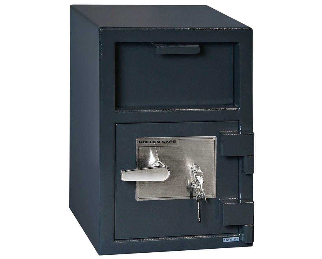 Hollon B-Rated Front Loading Depository Safe
