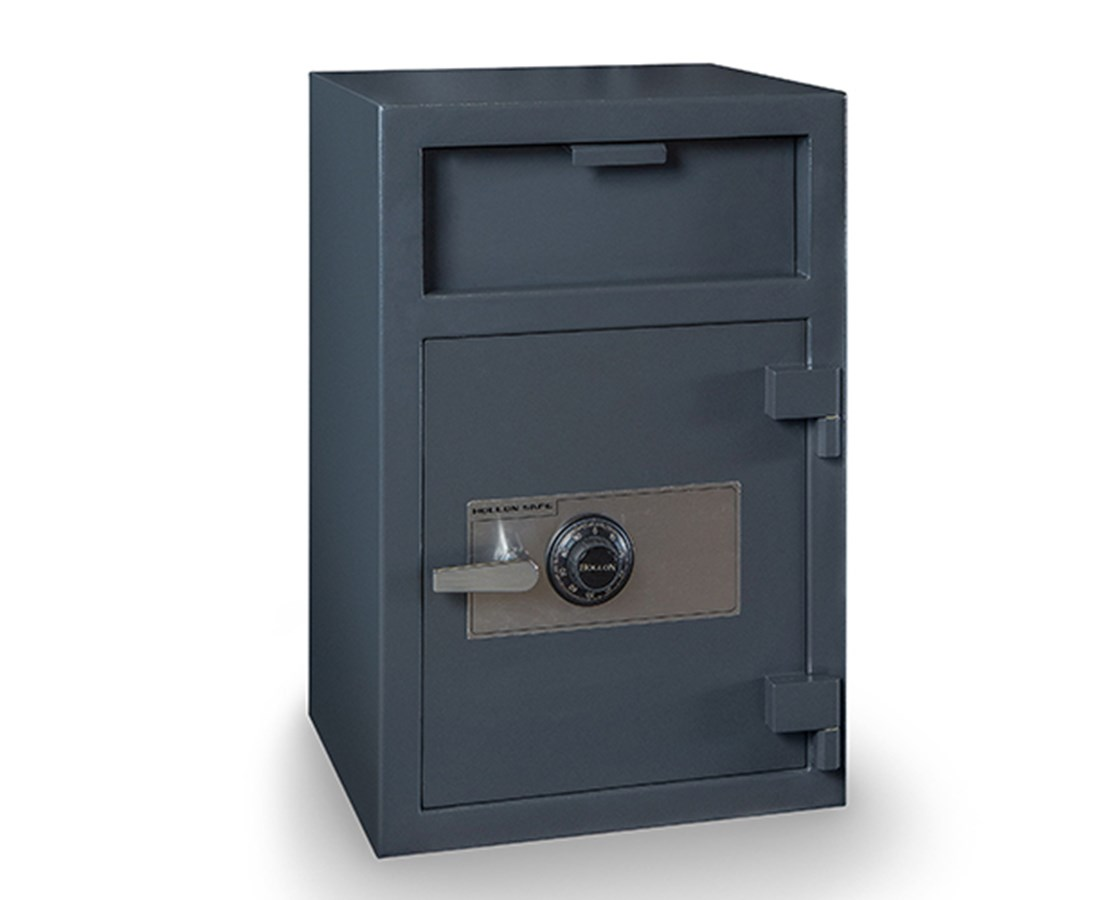 Hollon 30 x 20 Depository Safe with Inner Locking Compartment Drawer
